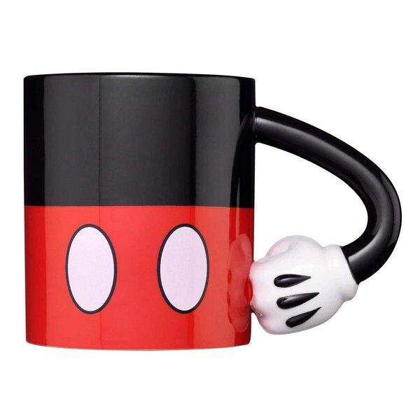 Disney - Mickey Mouse Mug with 3D Arm, 350ml