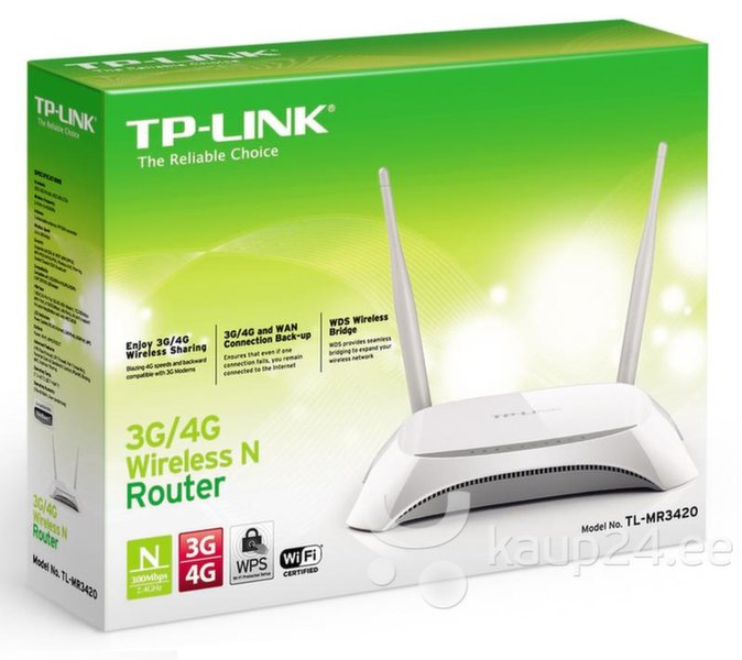 TP-LINK TL-MR3420 soodsam