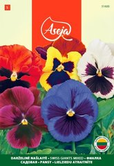 Võõrasema /Pansy/ Swiss giants mixed, ASEJA, 0,2g, 51600( 5 )