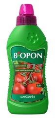 Vedelväetis köögiviljadele BIOPON, 0,5 L