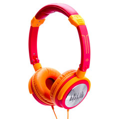 Kõrvaklapid Idance CRAZY-30, punane/oranž hind ja info | Kõrvaklapid Idance CRAZY-30, punane/oranž | kaup24.ee
