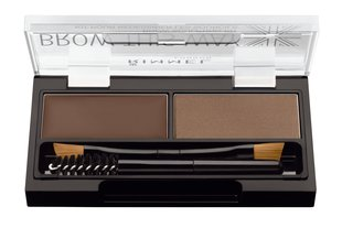 Набор для бровей Rimmel Brow This Way 2,4 г