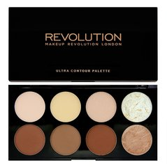 Kontuurimispalett Makeup Revolution London Ultra 13 g