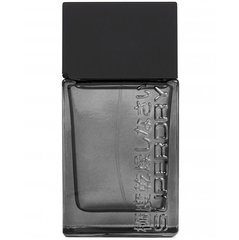 Tualettvesi Superdry Black EDC meestele 75 ml
