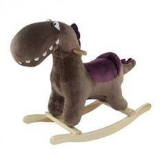 Kiikuv dinosaurus koos helidega Gerardo's toys Little Rocker 39540