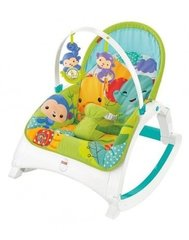 Lamamistool-kiik Fisher Price Tropical Forest Monkey, CMR10
