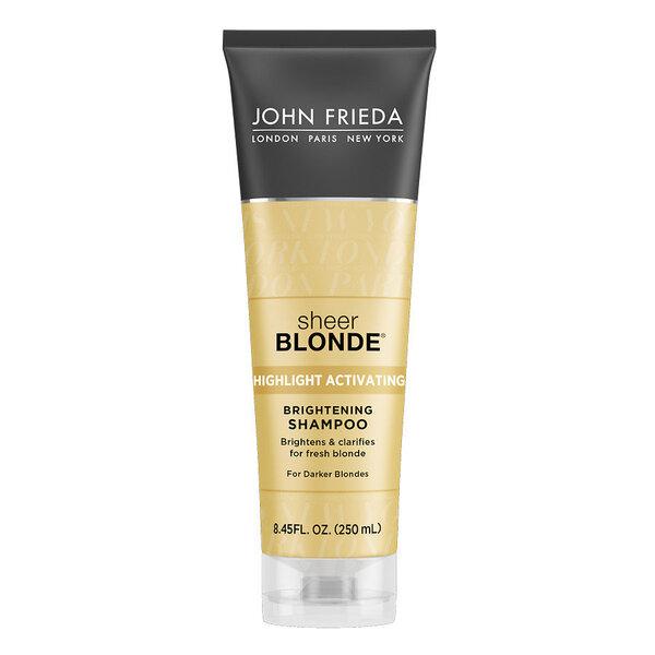 Шампунь для светлых волос John Frieda Sheer Blonde Highlight Activating For Darker Blondes 250 мл