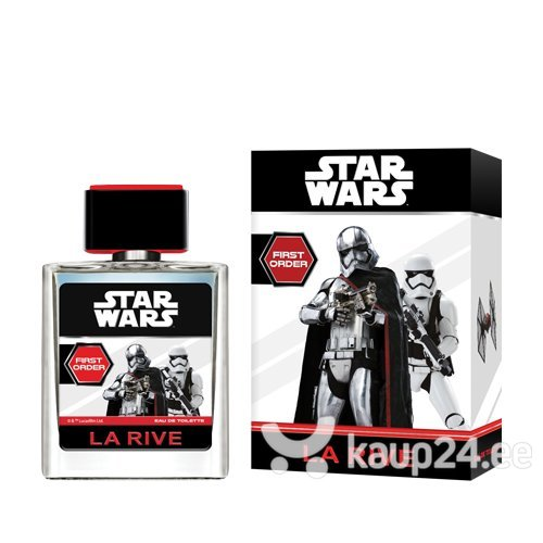 Tualettvesi La Rive Star Wars First Order EDT poistele 50 ml