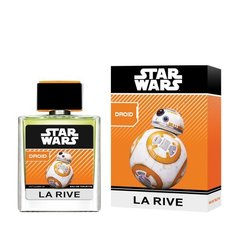 Tualettvesi EDT La Rive Star Wars Droid poistele 50 ml