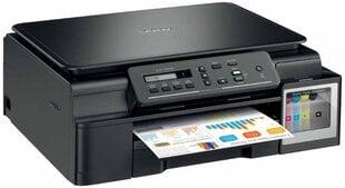 Multifunktsionaalne värvi-tindiprinter Brother DCP-T500W hind ja info | Printerid | kaup24.ee
