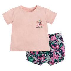 Cool Club komplekt tüdrukutele, CCG2202424-00 hind ja info | Imikute komplektid | kaup24.ee