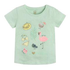 Cool Club lühikeste varrukatega särk tüdrukutele, CCG2212862 hind ja info | Tüdrukute särgid | kaup24.ee