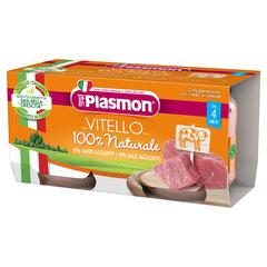 Vasikalihapüree Plasmon, 160 g hind ja info | Püreed | kaup24.ee