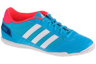 Кеды для мужчин Adidas Super Sala IN FX6758, синие цена и информация | Кеды для мужчин Adidas Super Sala IN FX6758, синие | kaup24.ee