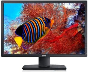 "<p>Monitor LCD DELL UltraSharp U2412M 24"" IPS, LED backlights, 1920x1200, 300 cd/m2, 16.7 Million, 178/178, 8ms, USB, DVI-D, DisplayPort, VGA, Black</p> цена и информация 