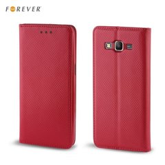 Kaitseümbris Forever Smart Magnetic Fix Book HTC Desire 626/626G, punane