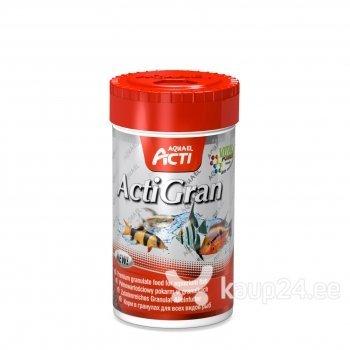 Akvaariumikalade toit Aquael Acti ActiGran, 250 ml