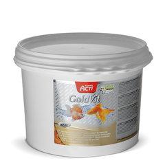 Kuldkalade kuivtoit Aquael Acti GoldVit, 11 L