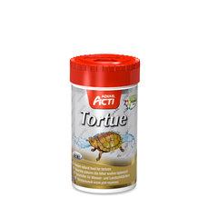 Kiplkonnade kuivtoit Aquael Acti Tortue, 250 ml