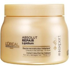 Mask kahjustatud juustele L'Oreal Professionnel Paris Serie Expert Absolut Repair Lipidium 500 ml