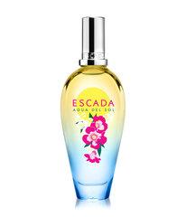 Tualettvesi Escada Agua del Sol EDT naistele 50 ml