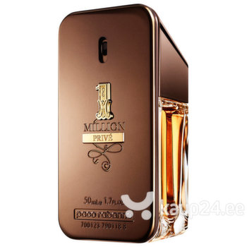 Parfüümvesi Paco Rabanne One Million Prive EDP meestele 50 ml