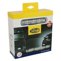 LED päevasõidutuled - 12/24V (lühikesed)