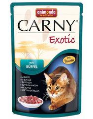 Animonda Carny Exotic kassikonserv pühvlilihaga, 85 g hind ja info | Konservid kassidele | kaup24.ee