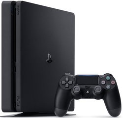Sony Playstation 4 Slim 500GB Black (Черная) цена и информация | Sony Playstation 4 Slim 500GB Black (Черная) | kaup24.ee