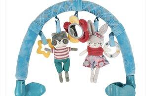 Rippuv mängukaar Smiki Woodland Buddies, 6655821 hind ja info | Imikute mänguasjad | kaup24.ee