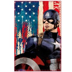 Laste pleed America Marvel