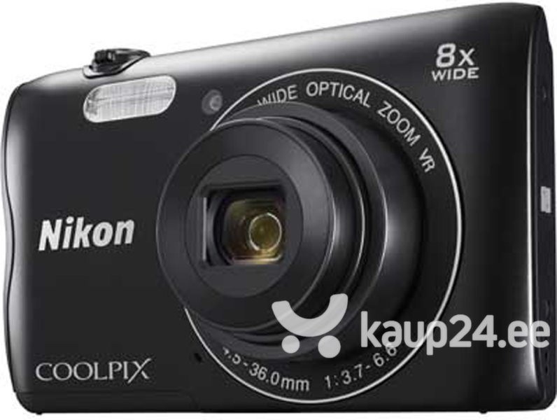 Nikon Coolpix A300, must