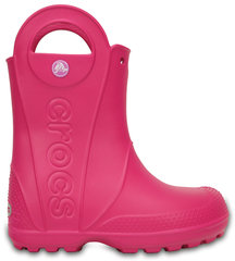 Tüdrukute kummisaapad Crocs™ Handle It Rain Boots