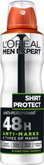 Deodorant L'Oreal Paris Men Expert Shirt Protect 150 ml