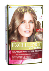 Kolmekordse kaitsega püsivärv L'Oreal Paris Excellence Crème Ultra-Light Natural Blonde
