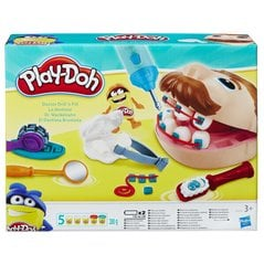 Plastiliinikomplekt Play Doh Doctor Drill 'n Fill