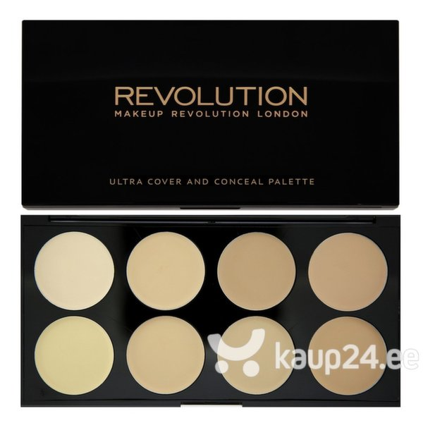 Peitepalett Makeup Revolution London Cover & Conceal 10 g