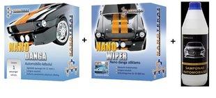 Nanokate autoklaasidele + kerele + nano šampoon