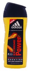 Dušigeel Adidas Extreme Power meestele 250 ml