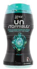 Lõhnagraanulid Lenor Unstoppables Fresh, 140 g hind ja info   Lõhnagraanulid Lenor Unstoppables Fresh, 140 g   kaup24.ee