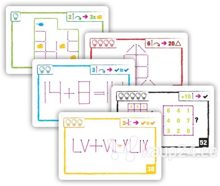 Mäng Logic Cards Matchsticks LT, LV, EE keeles hind