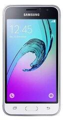 Mobiiltelefon Samsung J120H/DS Galaxy J1 (2016), valge