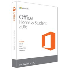 Tarkvara Microsoft Office Home and Business 2016 EN (täisversioon)