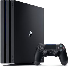Mängukonsool Sony PlayStation 4 (PS4) Pro, 1 TB