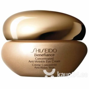 Noorendav silmakreem Shiseido Benefiance Concentrated 15 ml