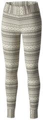 Naiste termopüksid Columbia, elevandiluu/pruun