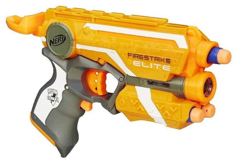 Püstol Hasbro Nerf FIRESTRIKE ELITE интернет-магазин