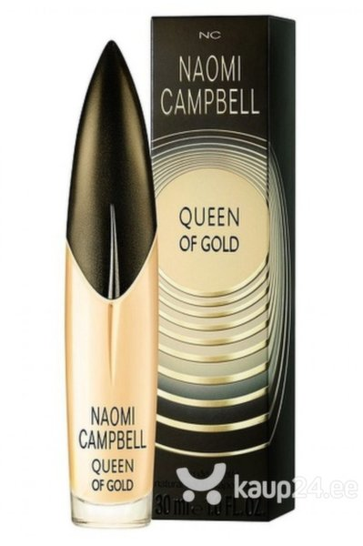 Туалетная вода Naomi Campbell Queen of Gold edt 30 мл цена