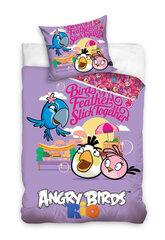 Laste voodipesukomplekt 2-osaline, Angry Birds Rio