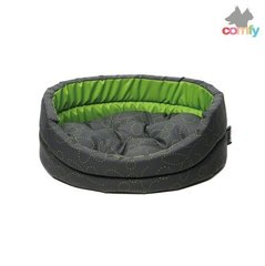 Ase lemmikloomale Comfy Fancy, S, pruun/roheline